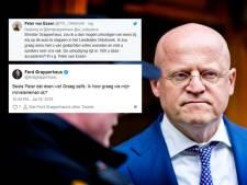 Wijkagent Oldebroek krijgt minister aan boord na oproep via Twitter