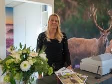Ilse Pluim maakt toeristen weer wegwijs in Vierhouten