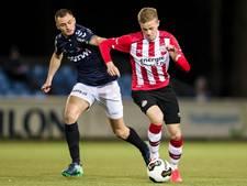 Helmond Sport heeft niets te vertellen tegen Jong PSV