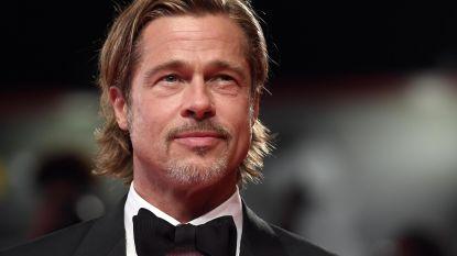 Brad Pitt opnieuw te gast op feestje Jennifer Aniston