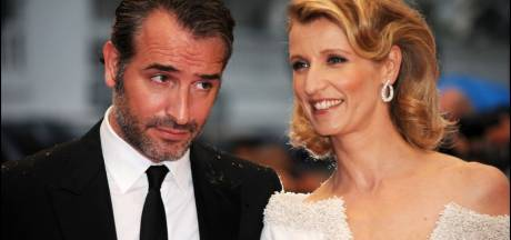Alexandra Lamy évite de parler de Jean Dujardin