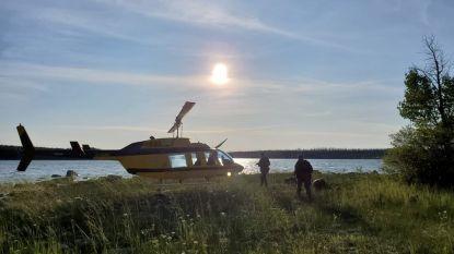 Hoe arendsoog van riviergids en blauwe slaapzak leidden tot einde van klopjacht op Canadese moordverdachten