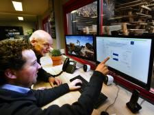 Plattelanders Kromme Rijnstreek met glasvezel eindelijk aangesloten op de rest van de wereld
