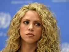 Shakira cancelt Europese tour na bloeding in stembanden