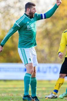 Uitslagen en doelpuntenmakers amateurvoetbal zondag