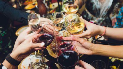 Europeanen blijven meer alcohol drinken dan rest van wereldbevolking