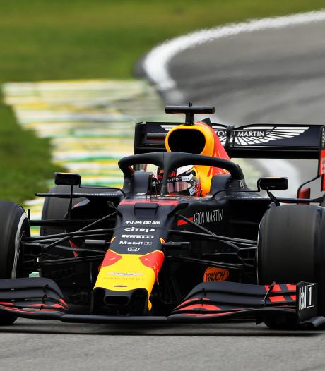 Hamilton slechts duizendsten sneller dan Verstappen in laatste training