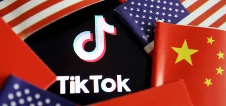 Les applications chinoises TikTok et WeChat interdites aux États-Unis à partir de dimanche