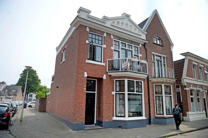 Het geboortehuis van Harry Bannink.