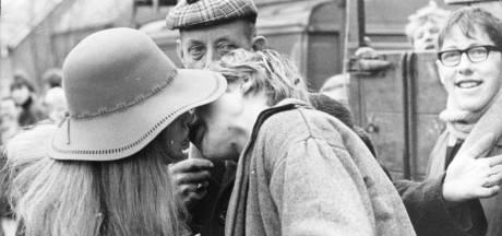 Wim Daniëls en de beroemdste kus in de Ronde van Gerwen: 'Ik had geen idee hoe het moest'