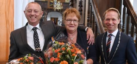 Dubbel feest bij Henk en Leentje Stokking in Culemborg