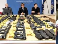 Tot vier jaar cel geëist voor wapensmokkel van Waalwijkse schoenenkoning