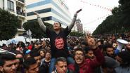Protesten in Tunesië breiden uit met poging tot brandstichting in synagoge