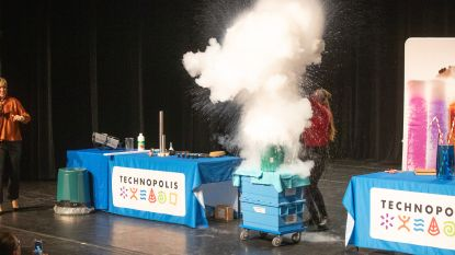 Sint-Truiden eerste halte van Technopolis on Tour