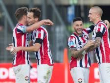 Peters trots na stunt Willem II: 'Het mooie is dat ik nog altijd verbeterpunten zie'