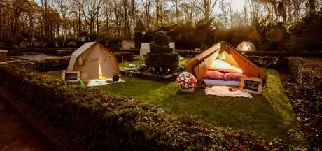 Van de 35.000 aanmeldingen mogen 18 gelukkigen een nachtje in de Efteling slapen