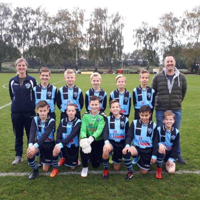 Ongekroonde Kampioenen: FC Eibergen JO 12-2