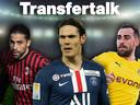 Maken Ricardo Rodríguez, Edinson Cavani en Paco Alcácer deze week nog een transfer?