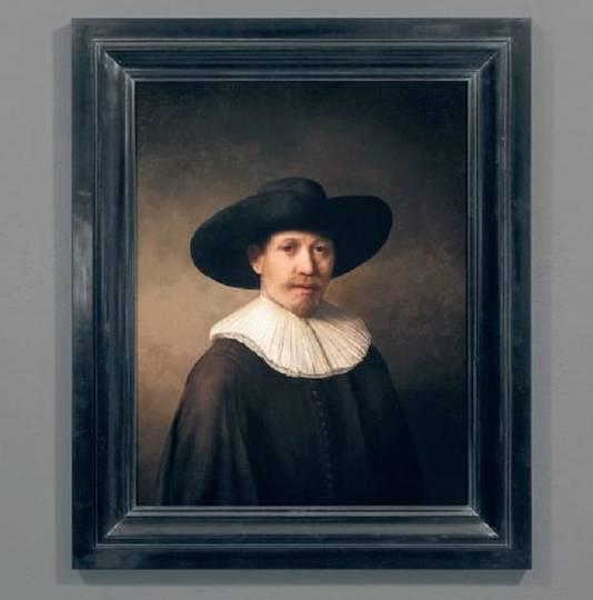 Het schilderij bestaat in totaal uit 148 miljoen pixels, gebaseerd op 168.263 schilderijonderdelen