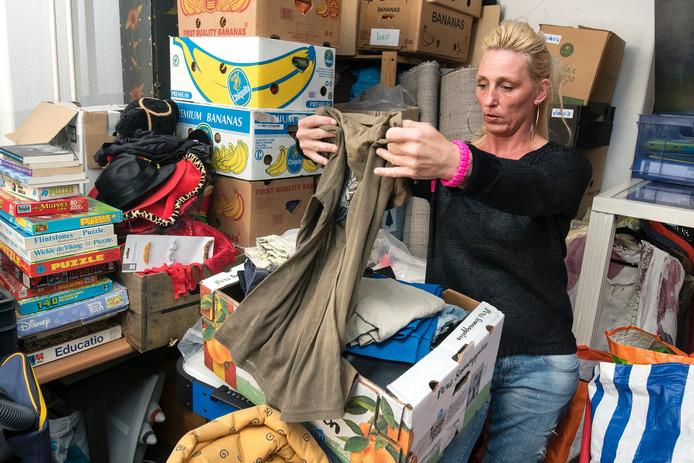 Momenteel zit Nicolette Engelen werkloos thuis, maar ze zet zich wel zeven dagen per week in als vrijwilliger.