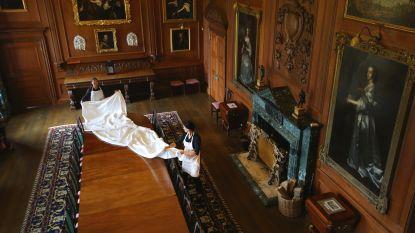 'Downton Abbey' in het echt: Nederlandse vrouw schrijft een boek over haar tijd bij de Engelse adel in Schotland