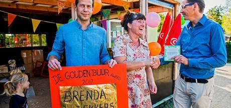 Zuid-Hollands beste buurvrouw woont in Prinsenland