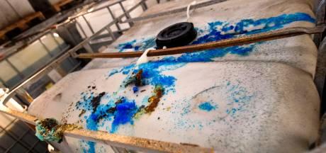 Helmond: flinke strop in zaak afvalloods