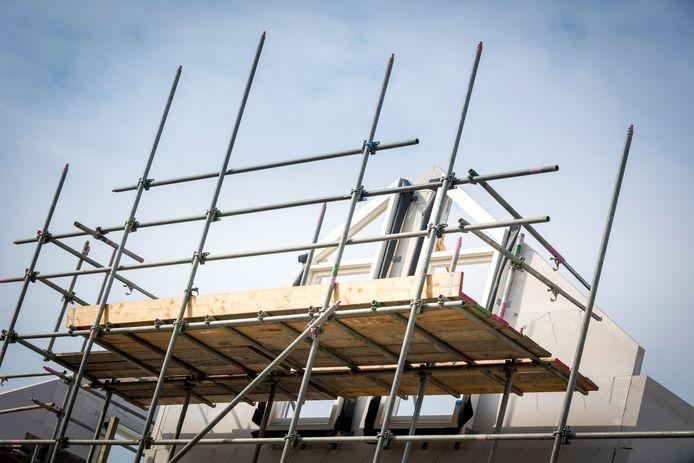 Eind 2020 moeten 180 sociale huurwoningen in Dalfsen klaar zijn.