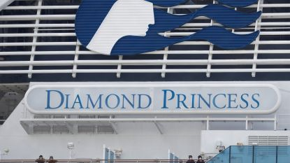 Twee passagiers van Diamond Princess gestorven in Japan