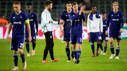 """Camps: """"Het was bijna aandoenlijk hoe Anderlecht zichzelf uit de wedstrijd speelde"""""""