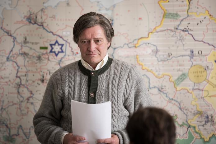 Leraar Duits door Pierre Bokma in Rundfunk voor de KRO-NCRV. Het is nog niet bekend welke andere acteurs meespelen in de film, dus of Pierre Bokma  terugkeert bij het duo van Rundfunk is nog niet duidelijk.