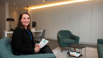 Kathleen (35) start bedrijf voor ouderen die dromen van thuis blijven wonen 'Zonder Zorgen'