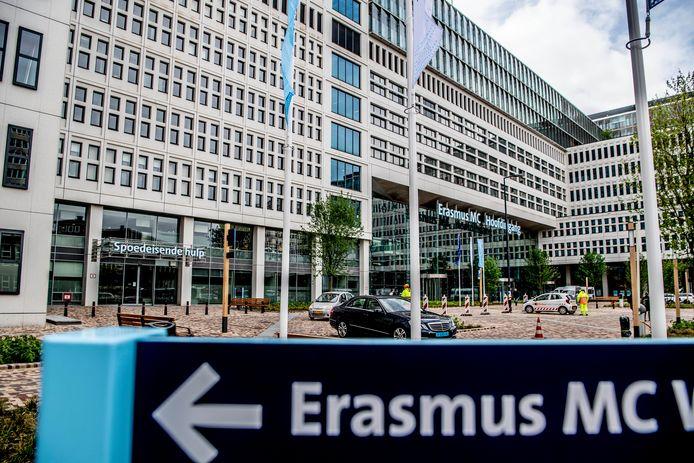Het Erasmus MC is als eerste aangesloten.