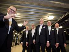Vughts Mannenkoor viert 100-jarig jubileum met concert in Jheronimus Bosch Art Center
