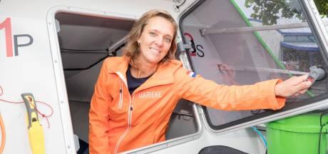 Mijlpaal voor Kortgeense roeister Marieke: na 24 dagen is ze halverwege La Gomera en Antigua