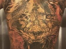Nieuwe indrukwekkende tattoo voor Zlatan, koken met Shane