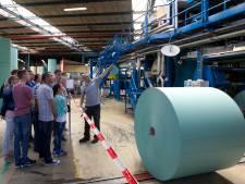 Gemeente Brummen en papierfabrieken zetten samenwerking voort