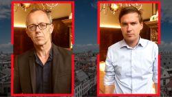 Mathias De Clercq  en Filip Watteeuw: zout en peper in de Gentse kiesstrijd