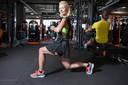 Elfie Tromp (33) begon met sporten om van haar paniekaanvallen af te komen.
