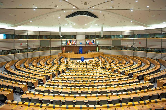 Le parlement européen à Bruxelles (archive d'illustration)