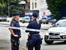 Gewonden na schietincident in centrum Malmö