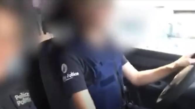 Politiecollege en korpsleiding politie Brussel Zuid veroordelen racistische video
