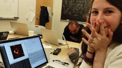 De vrouw die geschiedenis schrijft en verantwoordelijk is voor eerste foto van zwart gat