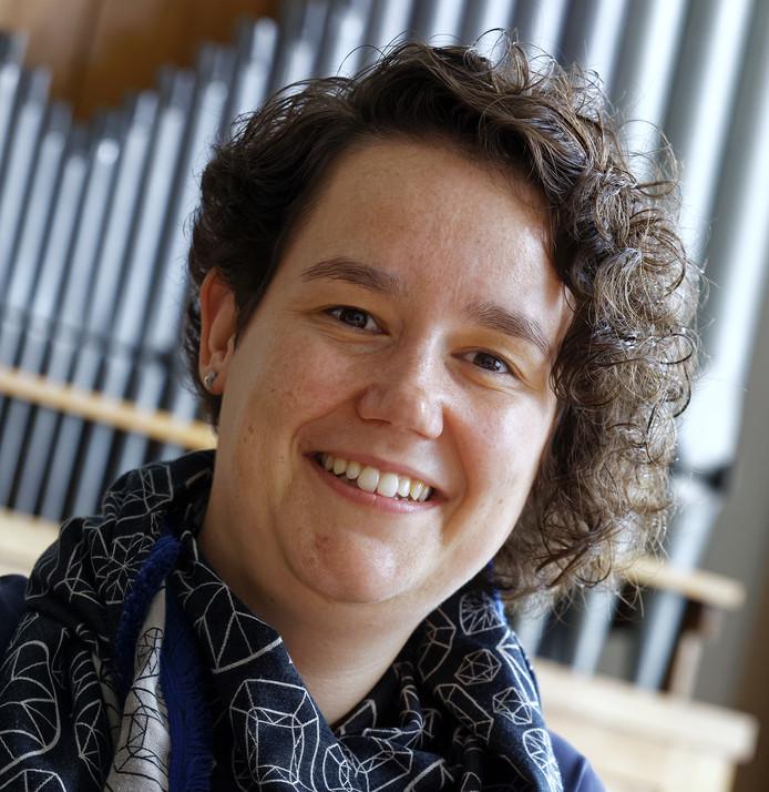Isabel van Baal is in de Augustinusparochie begonnen als nieuwe kerkvoorganger.