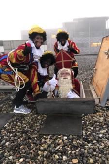 Sinterklaasfeest barst los op scholen