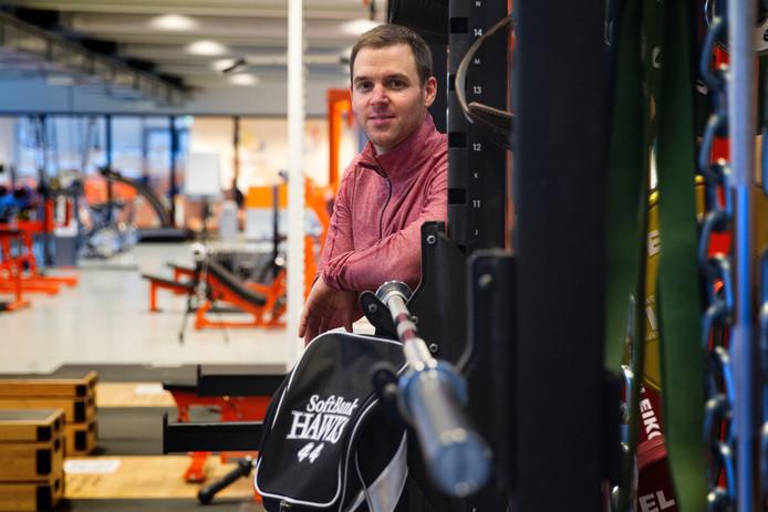 Veldhovense honkballer Rick van den Hurk