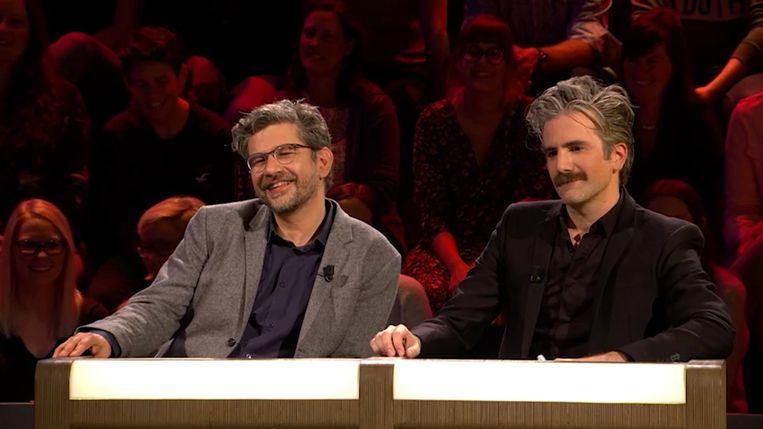 Wim Helsen en Jeroom