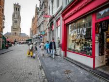 Zijn toeristen Brugge beu? 'Het is doods in volle zomer. Nooit meegemaakt'