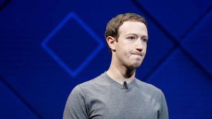 """Zuckerberg in conference call met HLN en tientallen journalisten: """"Het is allemaal mijn schuld"""""""