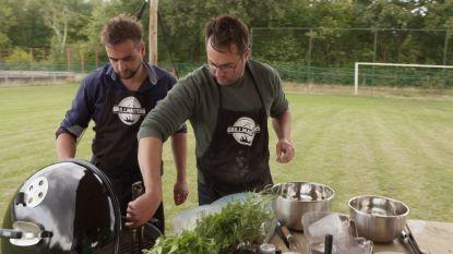 "Tom en Toon in 'Grillmasters' op VIER: ""Geweldige masterclass in barbecue"""